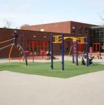 Aanleg voor schoolpleinen